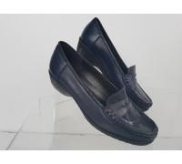 Ženske kožne cipele - mokasine Art-5552