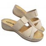 LEON zenske kozne papuce ART-909L