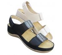 LEON zenska kozna sandala ART-945