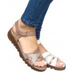 Zenske kozne sandale ART-009