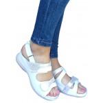 Zenske kozne sandale ART-1682