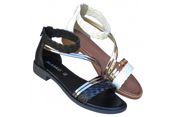 Zenske kozne sandale ART-221055