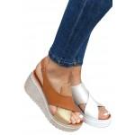 Zenske kozne sandale ART-9008