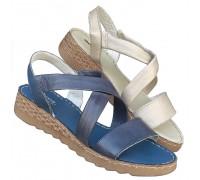 Italijanske kozne sandale ART-P182