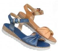 Italijanske kozne sandale ART-P183