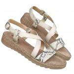Italijanske kozne sandale ART-P193