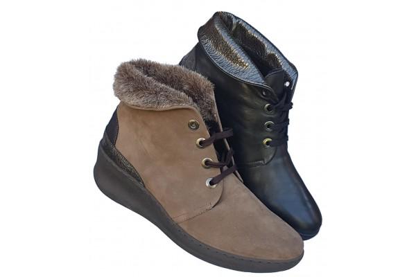 Zenske kozne cipele ART-69235