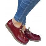 Sebago  ženske cipele - kožni lak