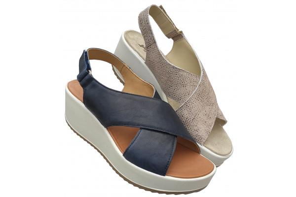 Imac Italijanske kozne sandale ART-508310