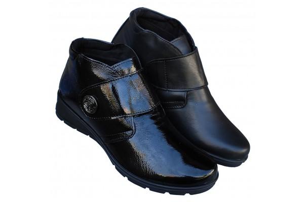 Italijanske kozne cizme IMAC-607030