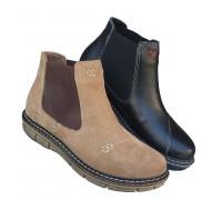 Zenske kozne cizme ART-B302