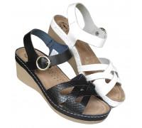 Zenske kozne sandale ART-D311