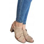 Zenske kozne sandale ART-H21Y5307