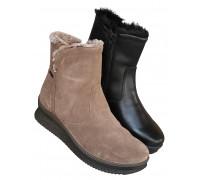 Italijanske kozne duboke cipele ART-806359