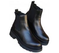 Italijanske kozne cizme ART-T452