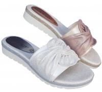 Zenska kozna anatomska papuca ART-222020