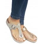 Zenske kozne anatomske papuce ART-D94