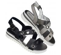 Italijanska kozna sandala ART-233025