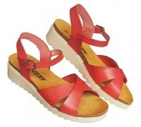 Italijanska kozna sandala ART-285080