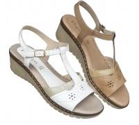 Italijanska kozna sandala ART-369050