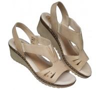 Italijanska kozna sandala ART-369080
