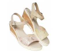Italijanska kozna sandala ART-H041