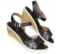 Italijanska kozna sandala ART-H041K