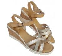 Italijanska kozna sandala ART-H047