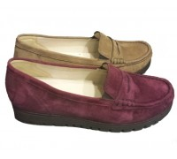 Zenske kozne cipele Art-12274velur