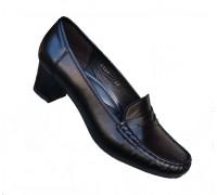 Kožna ženska cipela mokasina Art-2508