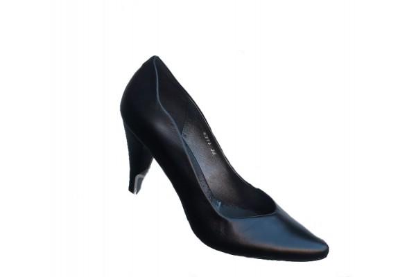 Zenska kozna cipela na stiklu ART-4314