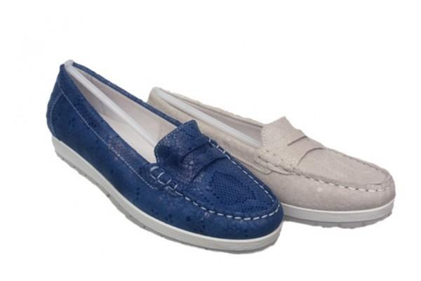 Zenske kozne ITALIJANSKE cipele ART-52142