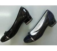 Ženske kožne cipele Art-281