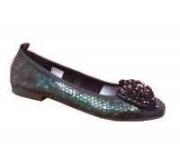 Zenska kozna lakovana cipela ART-CH