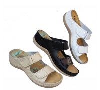 LEON zenska kozna papuca ART-905