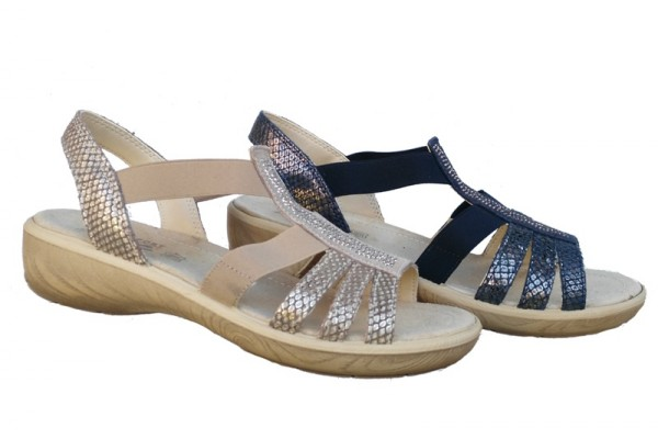 Italijanska kozna sandala ART-52921