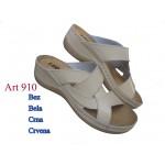 LEON zenske kozne papuce ART-910