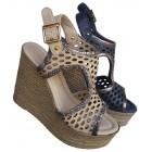 Zenska kozna sandala ART-1082