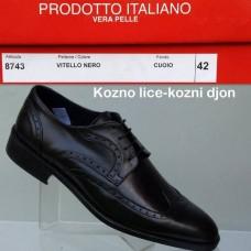 Muska kozna cipela ART-8743