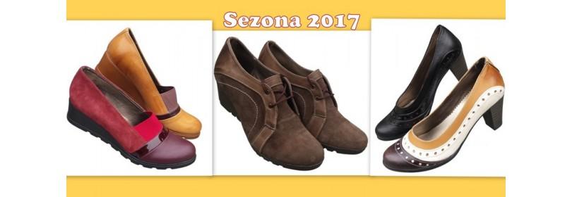 Zenske kozne cipele