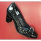 Ženske kožne lak cipele Art-S65
