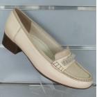 Ženske kožne cipele - mokasine Art-55111