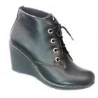 Ženske poluduboke cipele na platou Art-571