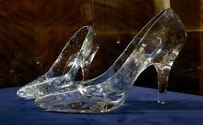 staklene cipelice